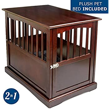 Amazon.com: Newport Pet Crate End Table: Pet Supplies