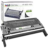 LD © Remanufactured Replacement Laser Toner Cartridge for Hewlett Packard C9720A (HP 641A) Black