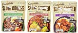 Campbells Slow Cooker Sauces, Variety Pack, 13 Ounce (Pack of 6)