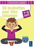 50 devinettes pour bien raisonner (7-9 ans)