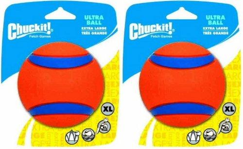 2 Pack Chuckit! XL Ultra Ball (2 Balls)