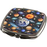Old Glory Galaxy Solar System Compact Multi Standard One Size