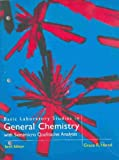 Basic Laboratory Studies in General Chemistry : With Semimicro Qualitative Analysis, Hered, Grace R., 0669354910