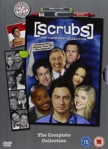 Scrubs - The complete boxset - Season 1-9 [Importado] [Internacional] [DVD]
