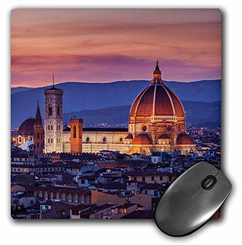 Twilight Duomo Florence Tuscany Italy