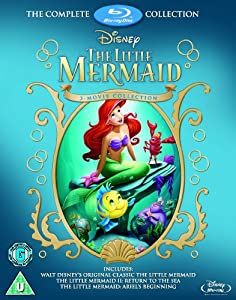 The Little Mermaid Complete Collection [Blu-ray] [Import] by Imports