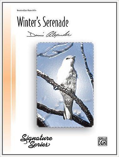 Winter's Serenade (Sheet) (Signature (Alfred)) by Alexander,