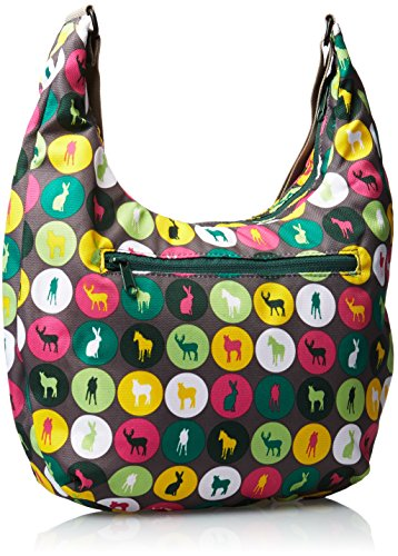 Kavu Damen Singapur, Schultertasche, damen, Animal Dot