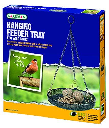Gardman A01017 Futterschale zum Aufhängen für Vögel