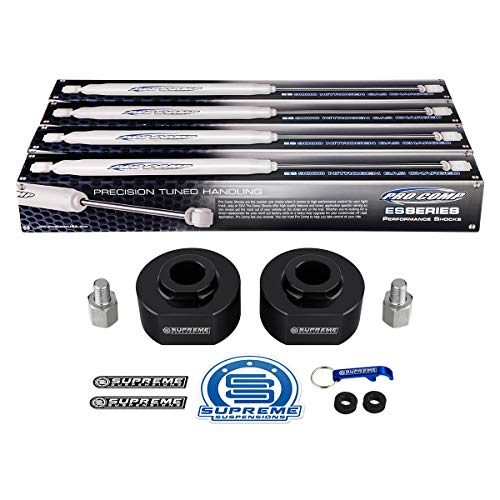 Supreme Suspensions - Full Lift Kit for 1999-2019 Ford F250 F350 Super Duty 2
