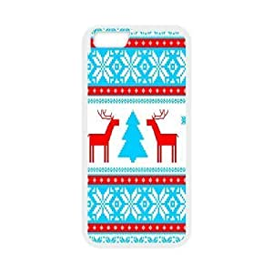 "Custom Colorful Case for Iphone6 Plus 5.5"", Christmas Tree Cover Case - HL-498621 hjbrhga1544"