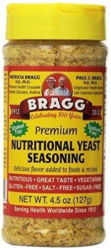BRAGG SSNNG NUTRNTL YEAST 4.5 OZ , Pack of 48