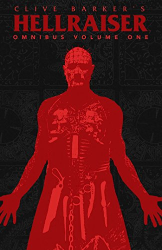 Book cover from Clive Barkers Hellraiser Omnibus Vol. 1by Clive Barker