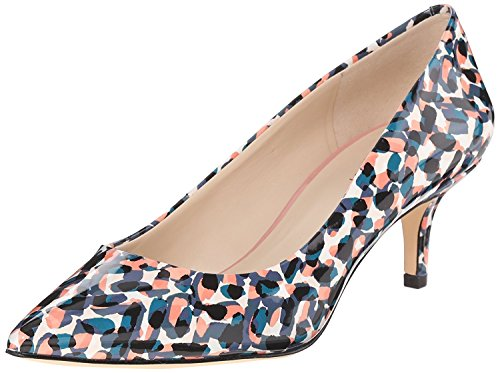 Nine West WomenS Xeena Synthetic Dress Pump, Blue Mu, 38 B(M) EU/6 B(M) UK