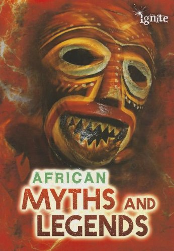 Read Online African Myths and Legends (All About Myths) pdf