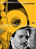 Advance Music Bergonzi: Theasaurus Of Intervalic Melodies Inside Improvisation Vol. 5