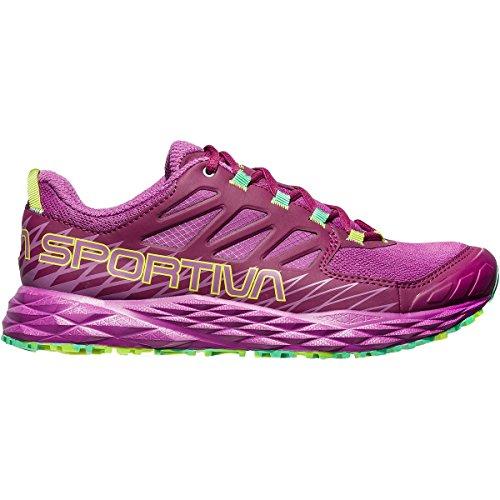 La Sportiva Mutant Kvinna Trail Löparskor - Ss18 Lycan Kvinna Lila / Plommon Talla: 42