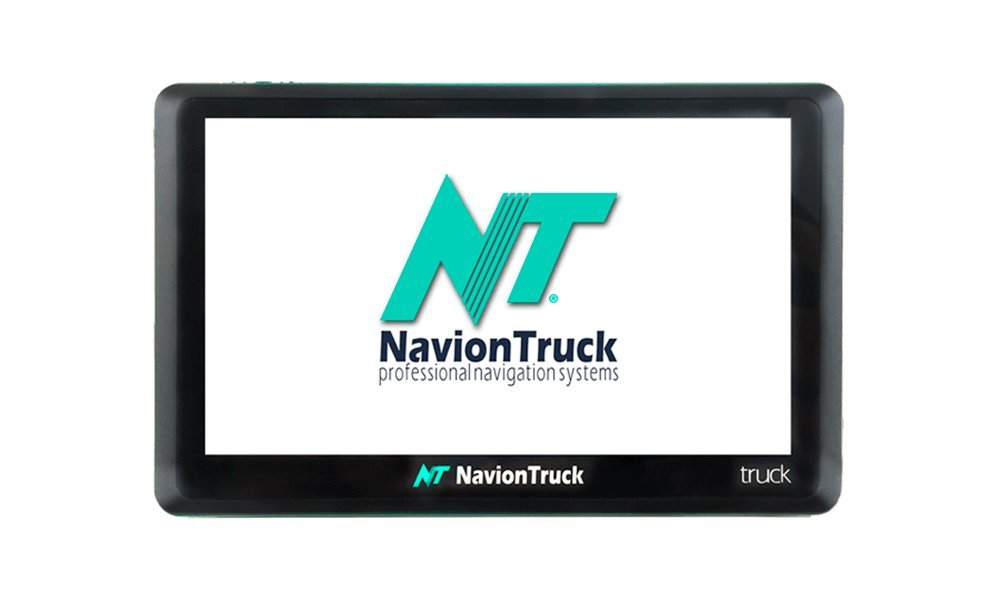 Navion X5 Truck - GPS para Camion NavionTruck