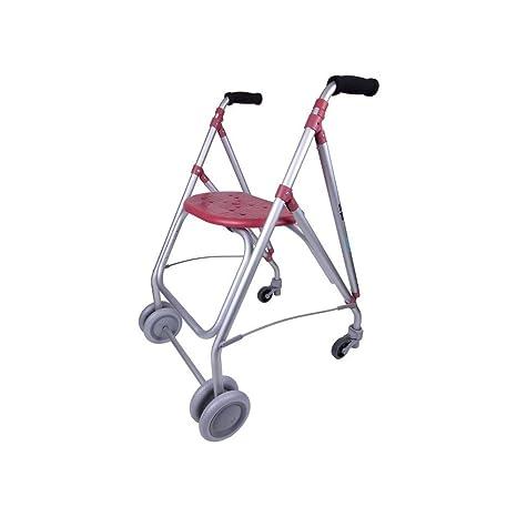 Forta fabricaciones - Andador de aluminio para ancianos ARA-PLUS - Coral