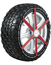 Michelin- Cadenas de nieve de tela para coche  (compatible con ABS y ESP, certificado TÜV/GS y ÖNORM) Easy Grip