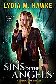 Sins of the Angels: A Supernatural Thriller (Grigori Legacy Book 1)