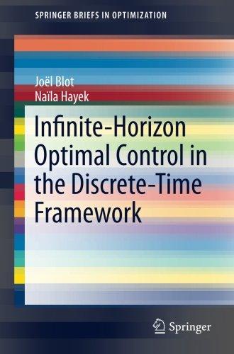 Infinite-Horizon Optimal Control in the Discrete-Time Framework (SpringerBriefs in Optimization)
