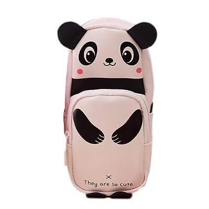 Gysad Estuche Forma de panda Estuches escolares Interesante ...