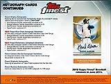 2019 Topps Finest Baseball Hobby 8 Box CASE