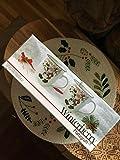 Pfaltzgraff Winterberry Mug Porcelain Naughty And Nice (Set of 2), 20 oz, Assorted