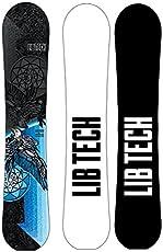 232e139d093 Lib Tech Terrain Wrecker Snowboard Mens Sz 154cm
