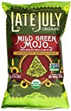 Late July Organic Mild Green Mojo Snack Chip, 5.5 oz