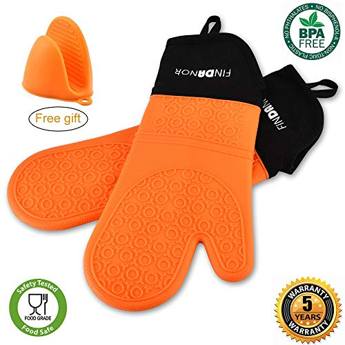 FINDANOR Silicone Mitts Inner Lining
