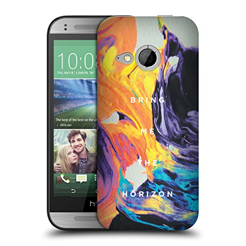 Official Bring Me The Horizon Spirit Key Art Hard Back Case for HTC One mini 2