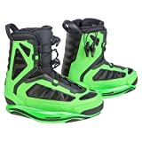 Ronix 2016 Parks Intuition (Iridescent Lime) Wakeboard Bindings-10 by Ronix