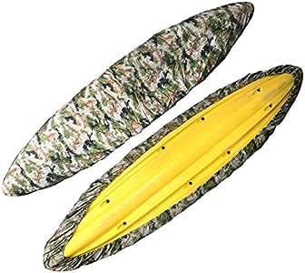 Professional Kayak Canoe Boat Waterproof UV Resistant Dust Storage Cover N3T6