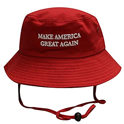 Bd2024 Trump Make America Great Again Bucket Hat Red