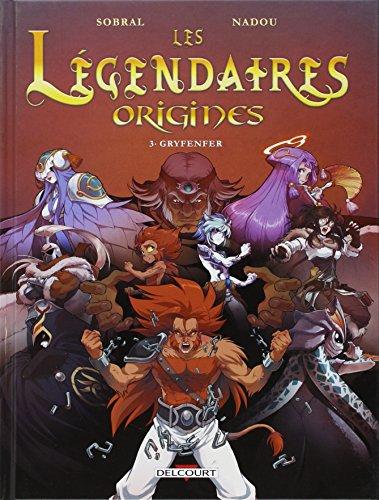 Les légendaires, origines n° 3 Gryfenfer