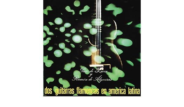 Dos Guitarras Flamencas En America Latina de Paco De Lucía ...