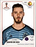 #5: 2018 Panini World Cup Stickers Russia #134 David de Gea Spain Soccer Sticker