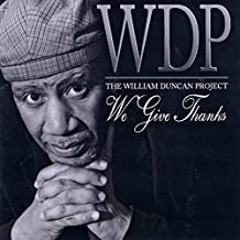 WDP Project We Give Thanks