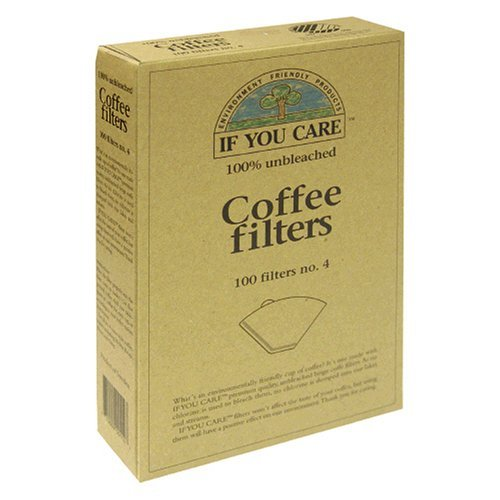 unbleached coffee filter 4 - 9