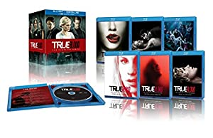 Cover Image for 'True Blood: The Complete Series'