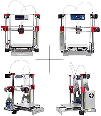 Aibecy Impresora 3D I3 P802QR2 220*220*240mm Metal Fdm DIY Equipo ...