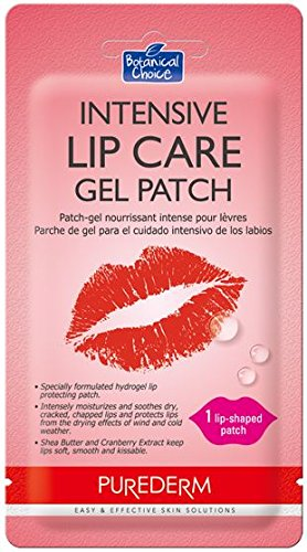 Purederm Intensive Lip Care Gel patchs (5 feuilles)