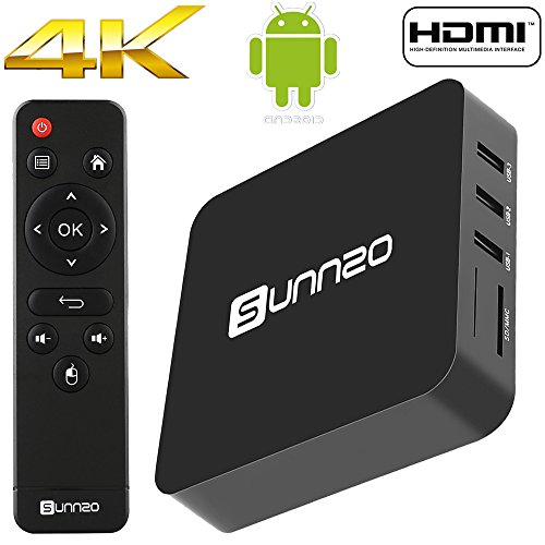 SUNNZO Android Amlogic Streaming Players product image