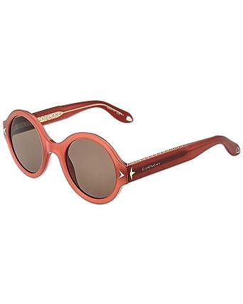 Givenchy GV 7036 S 8H TVE 50, Montures de Lunettes Femme, Rouge (Red ... e66f7422d859