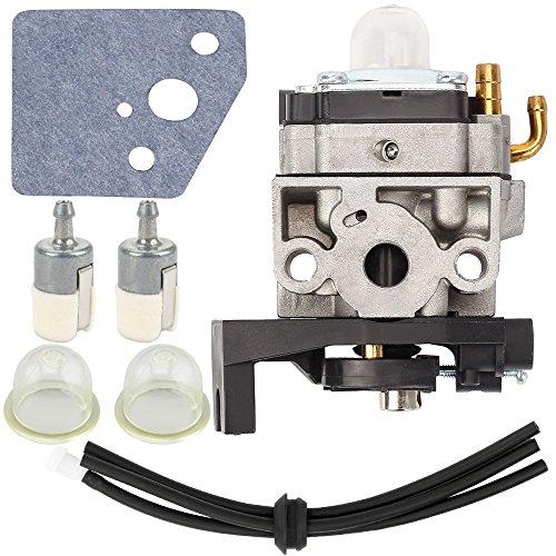 Harbot 16100-Z0H-053 Carburetor Tune Up Kit for Honda 16100-Z0H-825 GX25 GX25N GX25NT FG110 FG110K1 HHT25S Engine Tiller