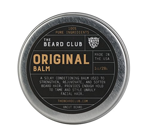 Beard Club Patchiness Itchiness Ingredients product image