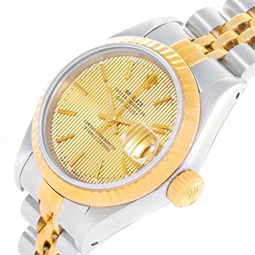Rolex Datejust automatic-self-wind womens Watch 69173 (Certified Pre-owned) by Rolex (Image #4)