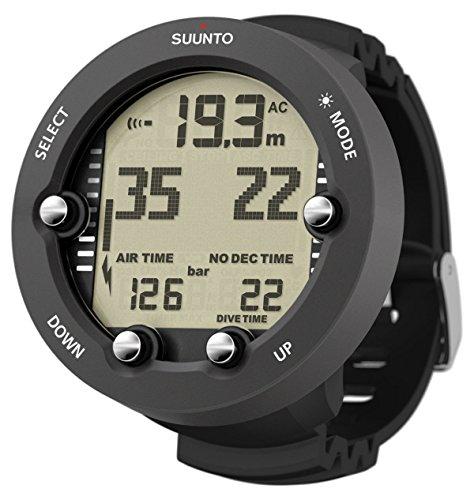 Suunto Vyper Novo with UBS Wrist Scuba Computer Graphite